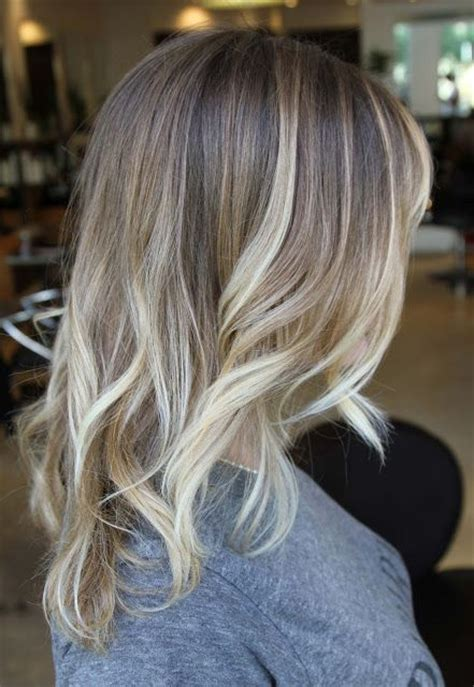 dirty blonde ombre short dirty blonde and ash bayalage hair pinterest cendre
