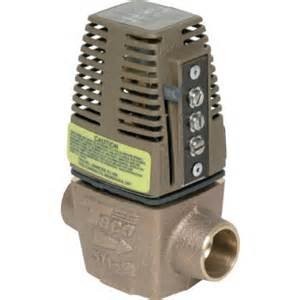 taco 24 volt hydronic zone valve 3 4 quot sweat connections manual opening lever hd supply