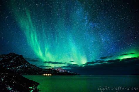 alaska aurora aurora borealis northern lights nature