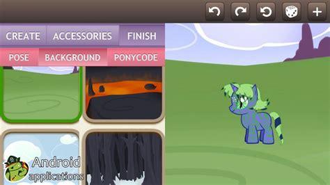 pony creator apk pony creator v3 2 0 5 скачать на андроид бесплатно игру в формате apk