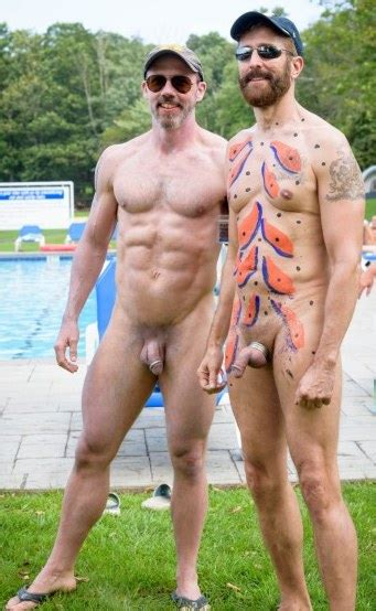 The Summer Camp Where Its Just Guys And Everyone Is Naked