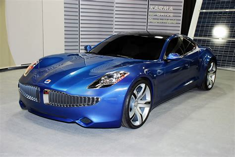 Karma Auto by Naias 2008 Fisker Karma Luxury Hybrid