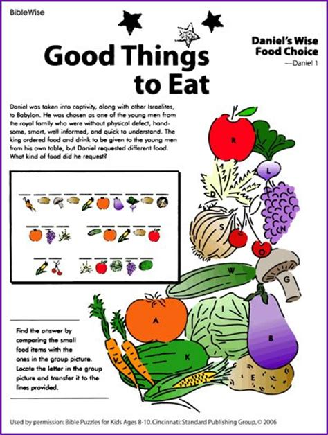 daniel bible craft 18 best images about daniel chooses good food on