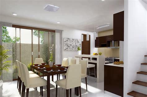 design interior ruang tamu dan dapur hiasan dalaman ruang tamu ruang makan dan ruang dapur