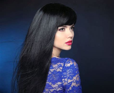 how to color black hair black hair color trends inspirational darker colors to try