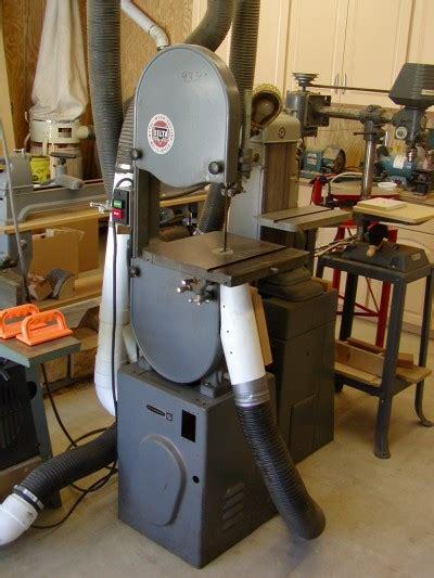 Bill S Woodshop Notes Bandsaw