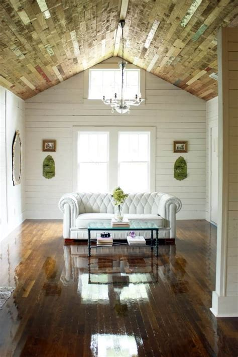 Shiplap Ceiling by 20 Modern Chester Sofas That Will Make Your Home