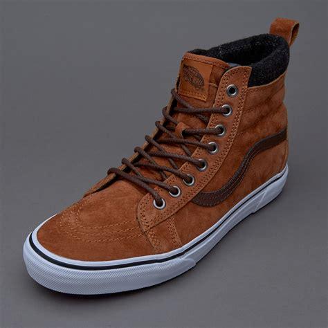 Sepatu Vans Sk8 Hi Original sepatu sneakers vans sk8 hi mte glazed