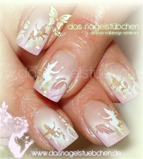 Airbrush Nails by How To Airbrush Nails 4 Amazing Designs Airbrushpaint Org