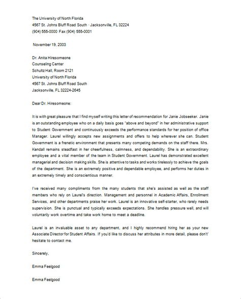 Recommendation Letter Sle Employer Graduate School Envy And Gratitude Pdf
