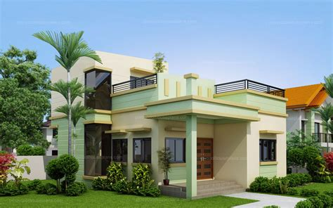 house designs and plans loraine modern minimalist house plan pinoy house plans