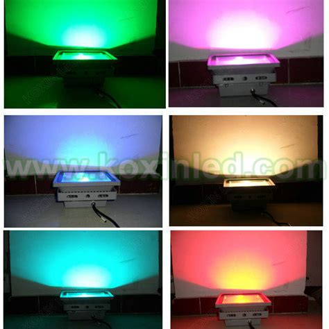 Color Changing Flood Lights by China 30w 60w Color Changing Rgb Led Flood Light China 60w Led Rgb Led