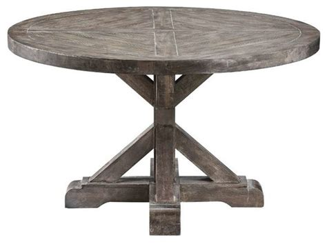 Weathered Gray Coffee Table Stein World Bridgeport Cocktail Table Weathered Grey Rustic Coffee Tables By Shopfreely