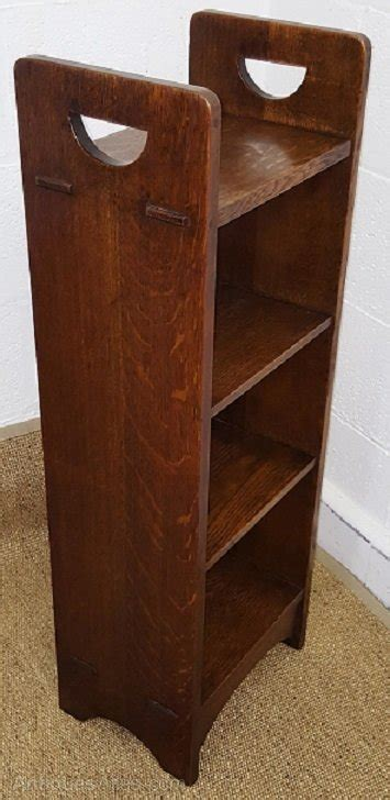 stickley bookcase for sale gustav stickley oak bookcase c1905 antiques atlas
