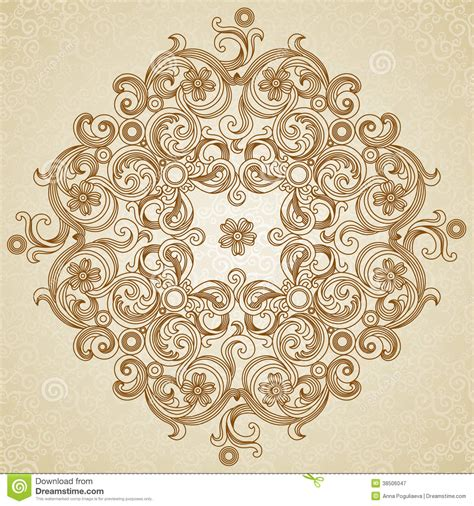 design pattern use abstract vector circle background royalty free stock