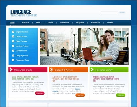education themes in wordpress free 30 high quality education wordpress themes creative