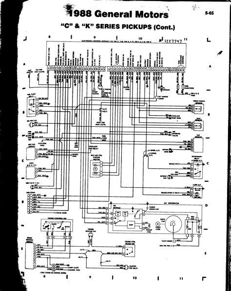 gm ecm wiring diagram gm free engine image for user