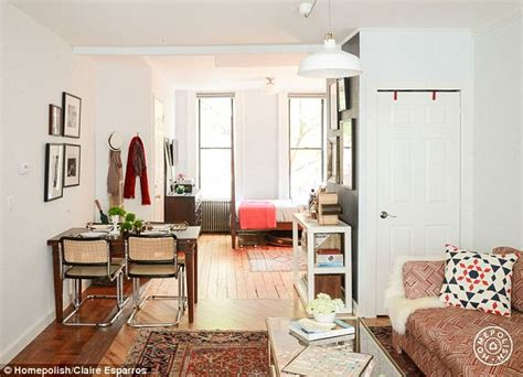 Small wonders! From one room studios to narrow railroads, inside the tiny New York City