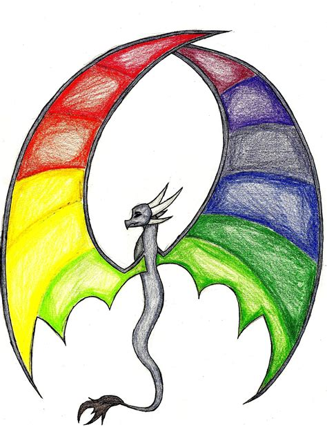 shirt design dragon color wheel by thesubtle on deviantart