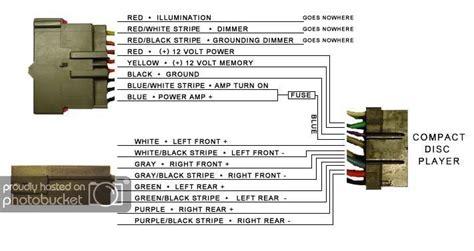wiring diagram radio stereo premium sound schematic