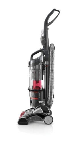 Pro Ez Hoover Turbo Cyclonic Vacuum Cleaner Merah hoover vacuum cleaner windtunnel 3 pro bagless corded