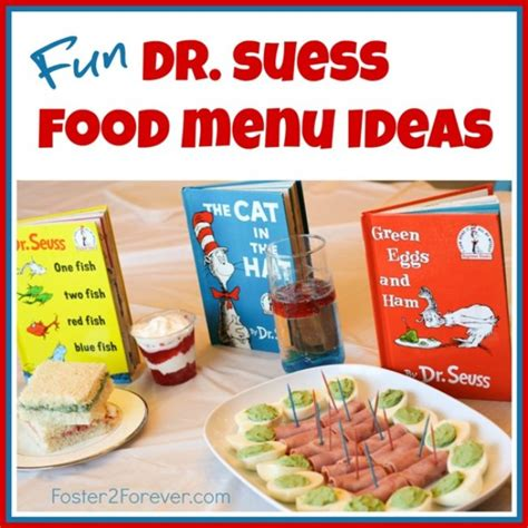 Dr Seuss Baby Shower Food Recipes by 47 Dr Seuss Birthday Activities For March Tip Junkie