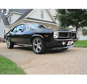 1972 Pontiac Ventura Mash Up  Muscle Car