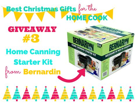 Best Christmas Giveaways - family feedbag best christmas gifts giveaway canning kit