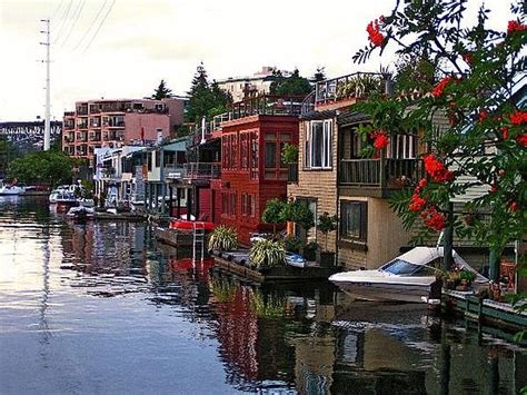 duffy boats lake union houseboat from sleepless in seattle houseboats