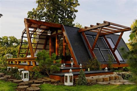 small eco houses the soleta zeroenergy one small house bliss