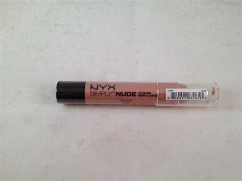 Lipstik Nyx Simply nyx simply lip sn04 fairest crayon lipstick