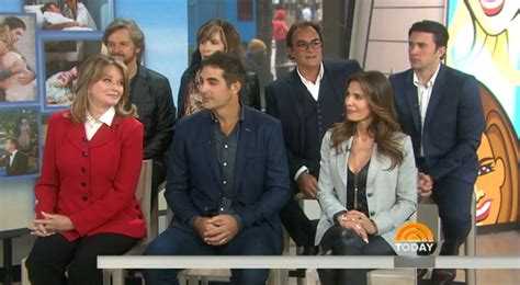 kathie lee gifford days of our lives we love soaps days of our lives cast visits today video