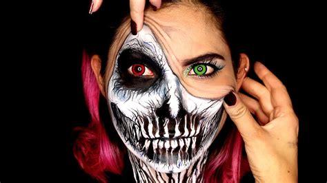 ilusiones opticas halloween 20 ilusiones 243 pticas con maquillaje que te pondr 225 n m 225 s