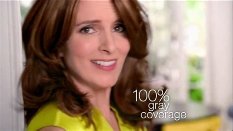 what color garnier hair color does tina fey use tina fey hair color commercial garnier nutrisse