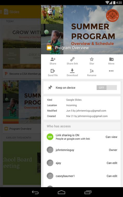 google slides themes android google slides apk free android app download appraw