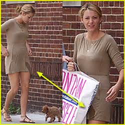 peed on pees on lively s dress lively gossip just jared