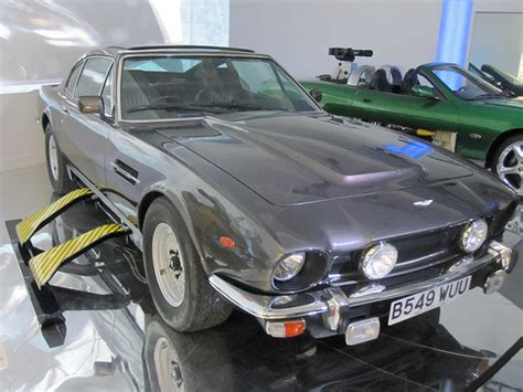 Living Daylights Aston Martin by The Living Daylights Aston Martin Flickr Photo