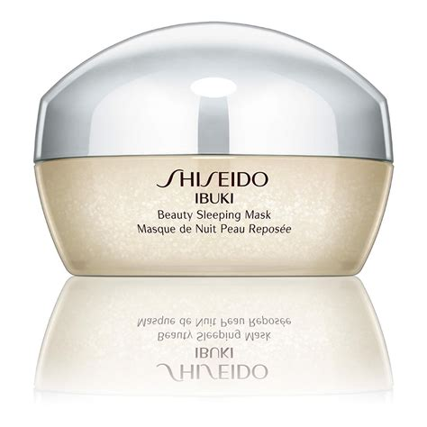Shiseido Ibuki Sleeping Mask shiseido ibuki sleeping mask 80 ml un secreto de belleza