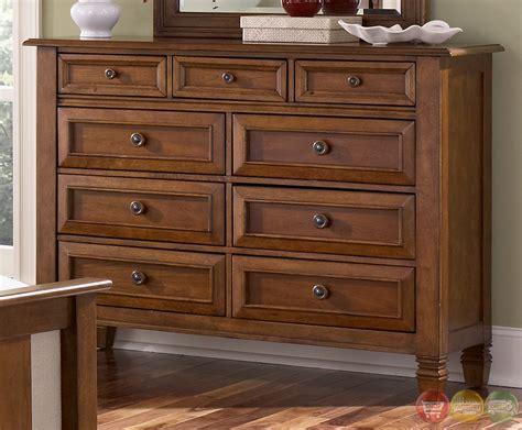 cherry finish bedroom furniture springs bronze cherry finish sleigh bedroom set