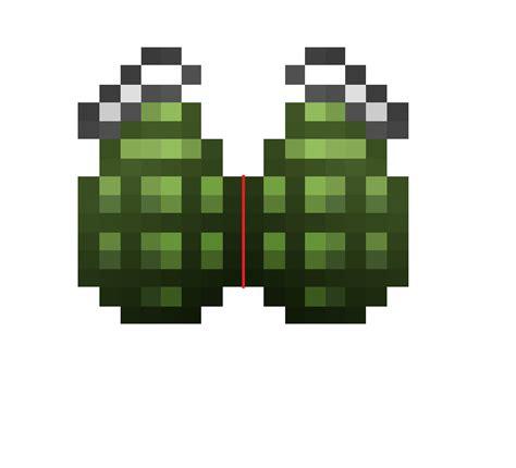 Minecraft Papercraft Mod - papercraft granade sdk gun mod size