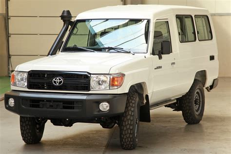 Toyota Land Cruiser 78 Top Cps Africa