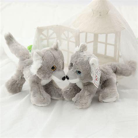 Kacamata Swarovski Bunga lembut mainan serigala beli murah lembut mainan serigala