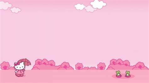 wallpaper pink kartun 60 gambar hello kitty wallpaper lucu dan menggemaskan