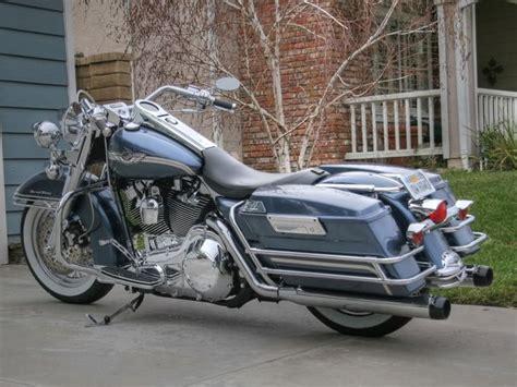 Harley Davidson Road King Seat by Harley Road King Single With Bags Ultra Saddlebag