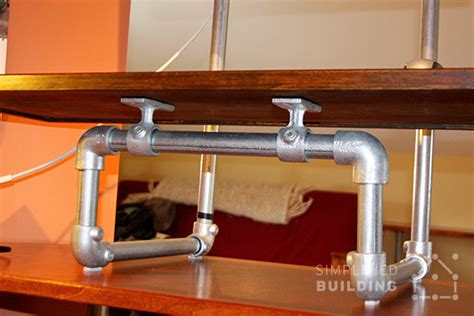 diy adjustable standing desk converter diy standing desk converter by plans