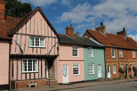 Cottages In Lavenham by Cottages Church Lavenham Beautiful Photos