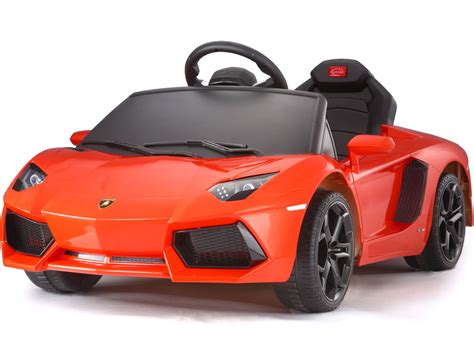 kid car lamborghini power wheel