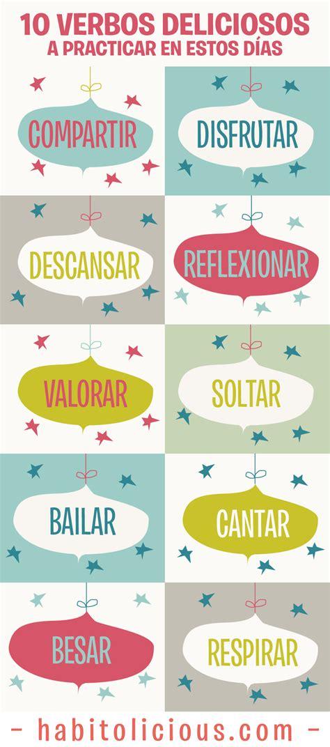 imagenes educativas verbos 10 verbos a practicar en estos d 237 as imagenes educativas