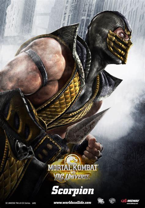 Bd Ps4 Mortal Kombat Xl artworks mortal kombat vs dc universe