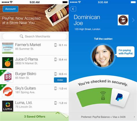 Apps To Win Paypal Money - paypal adds support for loyalty cards to its ios app